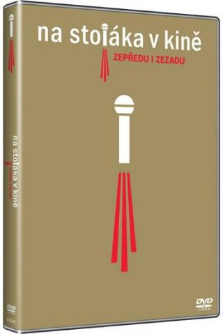Na Stojáka v kině - Zepředu i zezadu [DVD]